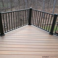 1000 Images About Composite Low Maintenance Deck Ideas