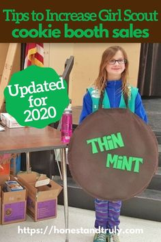 Hosting a Girl Scout cookies booth this year? You need these nine tips to increase your sales and make your girls happier. Here's all you need to know to have a successful cookie booth sale, including free printables to track your sales, updated for Best Girl Scout Cookies, Selling Girl Scout Cookies, Girl Scout Cookie Image, Girl Scout Cookies Flavors, Girl Scout Cookie Sales, Brownie Girl Scouts, Scout Mom, Girl Scout Swap, Daisy Girl Scouts