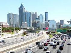 Atlanta, GA...  U know ur an ATL lover when u even love the traffic on 85, 400, Roswell Road, etc.!