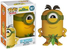 POP - Minions Movie: Au Naturel Fig. Spielwaren Figuren Verschiedene Figuren