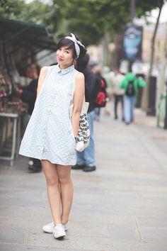 Le monde de Tokyobanhbao: Blog mode, blog gourmand, photos de mode