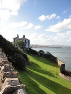 My favorite house in Howth, Ireland