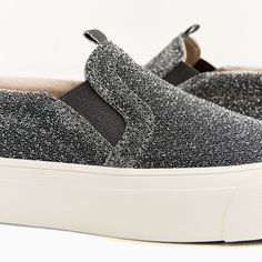 ZARA - COLLECTION SS/17 - SNEAKERS WITH SIDE ELASTICS