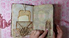 #18 vintage junk Journal sold