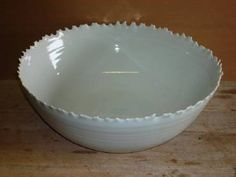 Porcelain Bowl | enamel?