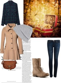 """""""Autumn"""" by kendall-woods ❤ liked on Polyvore"""