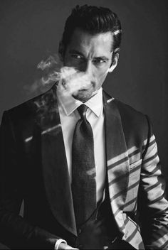 "ohmygandy: ""New HQ - David Gandy for London Sock Company "" David Gandy, Miss Mode, Black Dagger Brotherhood, Poses For Men, Gentleman Style, Perfect Man, Belle Photo, Bad Boys, Thriller"