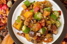 Paul Qui's Pakbet (Pinakbet, Filipino Vegetable Stew)