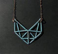 Geometric Jewelry - - Yahoo Image Search Results