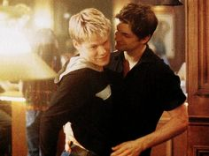 queer as folk brian kinney and justin taylor