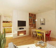 kolorowe wnętrze #wnętrze #mieszkanie  #interiors  #architektura #homedecor #interiordesign #salon