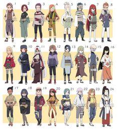 Naruto Adopt-Collab MaiRingo by wariwari Anime Naruto, Anime Ninja, Naruto Girls, Anime Oc, Fantasy Character Design, Character Design Inspiration, Character Art, Naruto Clothing, Ninja Outfit