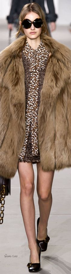 Michael Kors Fall 2016 RTW