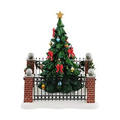 """Department 56 Christmas in the City Village City Town Tree Accessory, 5.87"""" >>> Read review @"""