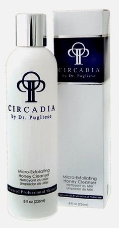 Micro-Exfoliating Honey Cleanser by Circadia Dr. Pugliese #CircadiabyDrPugliese
