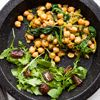 Would be nice with quinoa. Chickpeas with Leeks, Spinach, and Smoked Paprika - Bon Appétit