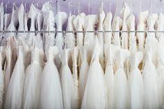 Wedding dress upon wedding dress