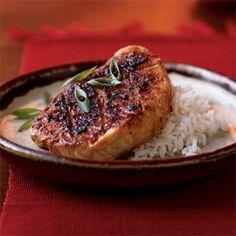 Vietnamese-Spiced Pork Chops   MyRecipes.com