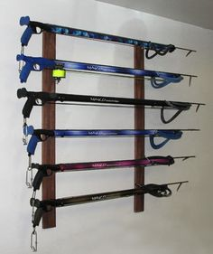 spearfishing rack - Google Search