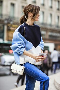 Cool Chic Style Fashion: Style inspiration | Street Style Chic by Sandra Semburg