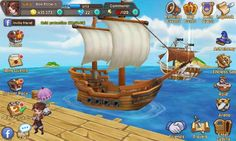 Image result for pirate empire ships