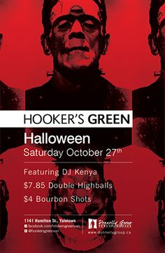 Halloween at Hooker's Green - Saturday, October 27th
