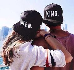 Cheap baseball cap, Buy Quality hip-hop cap directly from China snapback hats Suppliers: Hot Sale KING QUEEN Embroidery Snapback Hat Acrylic Men Women Couple Baseball Cap Gifts Hip-hop Caps Cute Relationship Goals, Cute Relationships, Life Goals, Relationship Struggles, Marriage Goals, Boyfriend Goals, Boyfriend Girlfriend, Boyfriend Messages, Kings & Queens