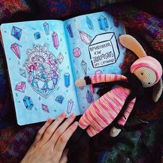 Мои развороты ➡️ #wtj_julishumi #wreckthisjournal #wtjideas #wreckthisjournalideas #wreckthisjournal09 #wtj_ideas #_wreck_this_journal_art #уничтожьменя #уничтожьменяблокнот #уничтожьменяидеи @wreckthisjournal09 @_creative_ideas_wtj_ @_wreck_this_journal_art @wreck_this_journal_world @wreck.this_journal
