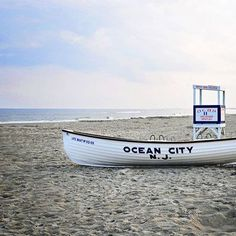 Ocean City, New Jersey. Does it get more all-American than Ocean City, with its two-and-a-half-mile-long boardwalk, eight miles of pale sand, and the blue Atlantic (and beautiful bayside as well)? It's hard to find a more iconic summer destination than this resort town on the New Jersey shore that has a true family vibe (Ocean City is a dry town) and fun-loving spirit. Coastalliving.com