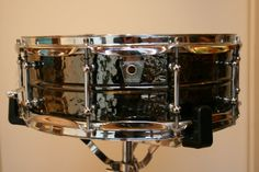 "LUDWIG 'BLACK BEAUTY' (5/14"") SNARE"