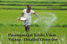 Paramparagat Krishi Vikas Yojana Overview