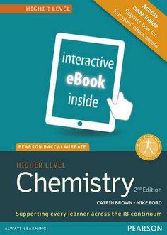 20 best top selling ib chemistry resources images on pinterest the market leading titles for ib chemisty available in both sl and hl editions key features thoroughly differentiated at both standard and higher level fandeluxe Image collections