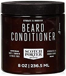 online shopping for Scotch Porter - Hydrate & Nourish Beard Conditioner - 8 oz. from top store. See new offer for Scotch Porter - Hydrate & Nourish Beard Conditioner - 8 oz. Best Beard Shampoo, Beard Shampoo And Conditioner, Beard Softener, Bald With Beard, Beard Wash, Beard Grooming, Scotch