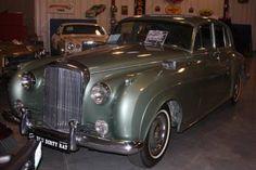 James Cagneys Personal 1961 Rolls Royce Bentley