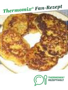 Zucchini carrot and potato buffer - Courgette, carrot and potato pancakes from Lito. A Thermomix ® recipe from the main course with ve - Carrots And Potatoes, Benefits Of Potatoes, Best Pancake Recipe, Zucchini Puffer, Potato Pancakes, Southern Recipes, Food Items, Turkey Recipes, Food Cakes