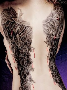Apparently the original picture was reported. I didnt look at the portion that was inappropriate since I was looking only at the tattoo. So I fixed the image so it was appropriate for Pinterest. Just in case anyone else liked this one and wanted to pin it for later use.
