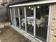 Aluminium Bifolding Doors Repaired in Brixton SW2 as part of our Bifold Door Repairing Service in South West London. DWLG attended a House in the Brixton SW2 area of London to carry out a Aluminium Bifolding Door Repairs Brixton SW2 service.
