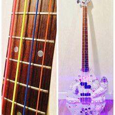 Rebel Bass Guitar  Star Wars  3 MONTH WAITING LIST by DoniGuitars