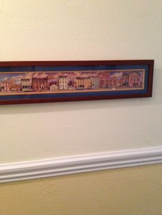 Hallway Joseph Crilley print