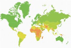 Which countries will survive Climate Change?  , - ,   Which countries ... ,  #climate #Global #infographic #warming