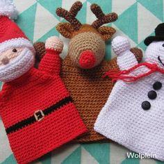 1219 Beste Afbeeldingen Van Haken Kerst In 2019 Yarns Christmas