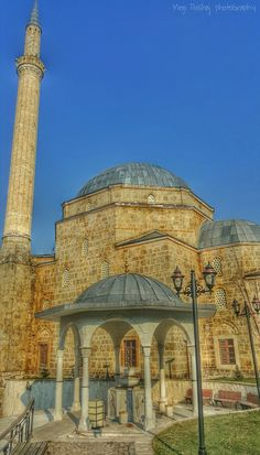 #mosque #kosovo #wanderlust ©Megi Pushaj