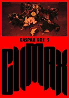 Pósters «Climax - Gaspar Noe» de NOVOCAINE9027 | Redbubble