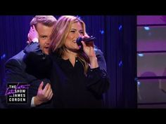 Dirty Dancing with Idina Menzel and James Corden - YouTube