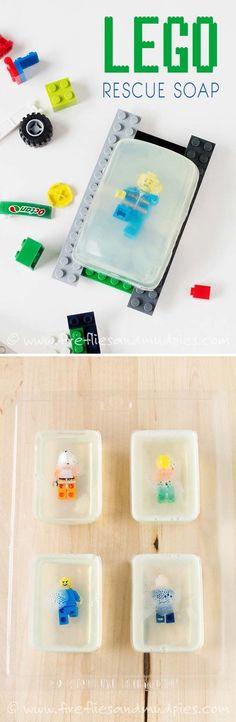 Cool DIY Lego Projec