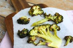 Geroosterde broccoli - Francesca Kookt