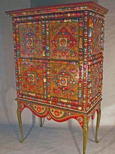 Genial The Artful Home Wardrobe By Daniel Pohl Primitive Furniture, Funky Furniture,  Cabinet Furniture,