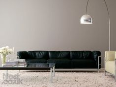 Authentic Cassina LC3 Chair by Le Corbusier Italian Armchair Lounge ...