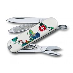 Victorinox® Classic SD The World My Home Swiss Army Knife £18.89