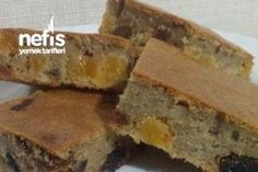 Full Diyet Kek (Şekersiz Pekmezsiz) - Nefis Yemek Tarifleri
